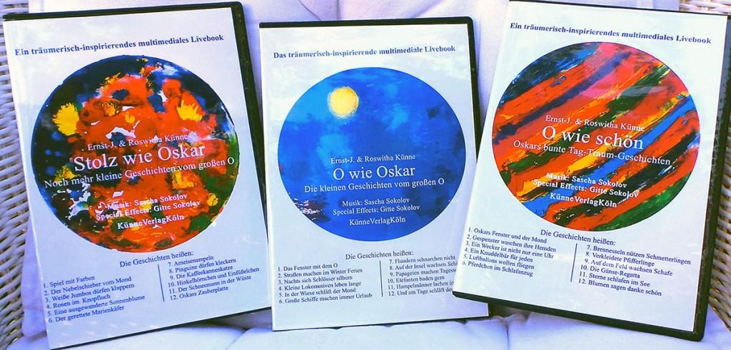 Oskar-DVDs